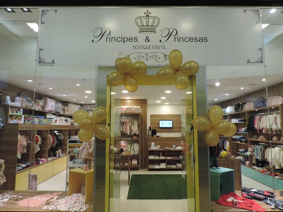A Boutique Infantil PRÍNCIPES & PRINCESAS inaugurou no dia 16 de julho no  L'América Shopping, trazendo mais conforto e comodidade na hora de fazer as  ...